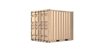 Storage Container Rental In Fulton Ferry,NY